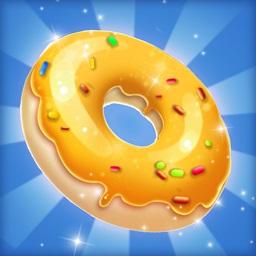 宝贝做甜甜圈-儿童游戏