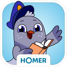 Homer英语