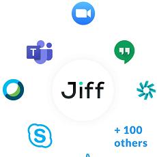 Jiff(AI视频通话背景优化)
