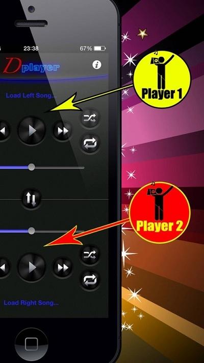 Double Playe for Music(音乐双重播放器) v1.7手机版