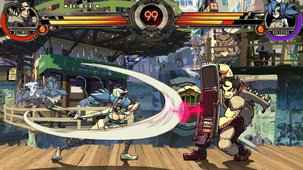 骷髅女孩二度返场(Skullgirls: 2ND Encor) PC镜像版