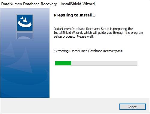 数据库恢复软件DataNumen Database Recovery