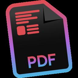 PDF文件��x器NightPDFv0.2.1 MacOS版