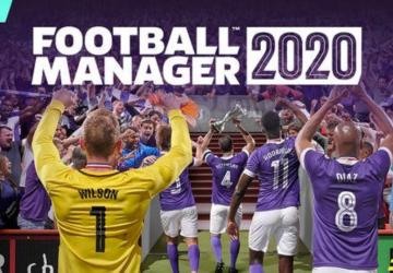 足球经理2020