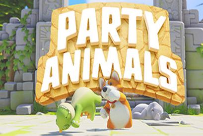 派对动物游戏下载_PartyAnimals游戏合集下载