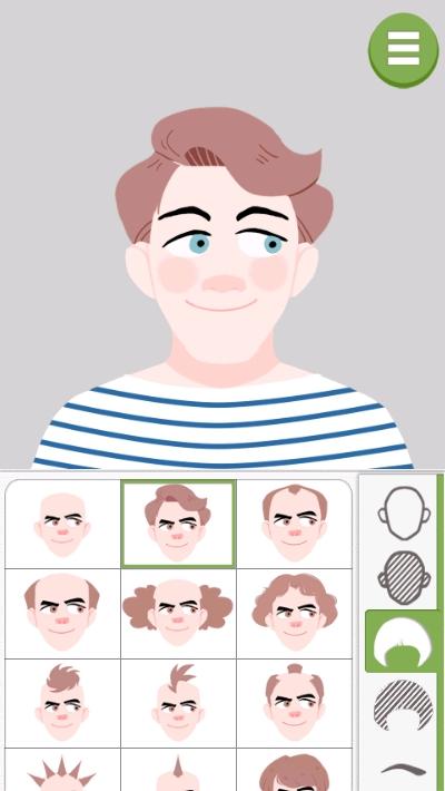 涂鸦头像Doodle Face v1.0.4 安卓版
