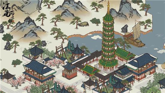 江南百景图手游探险的树枝收集攻略