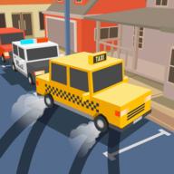 3D甩尾停车