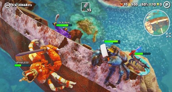 螃蟹之王PC版