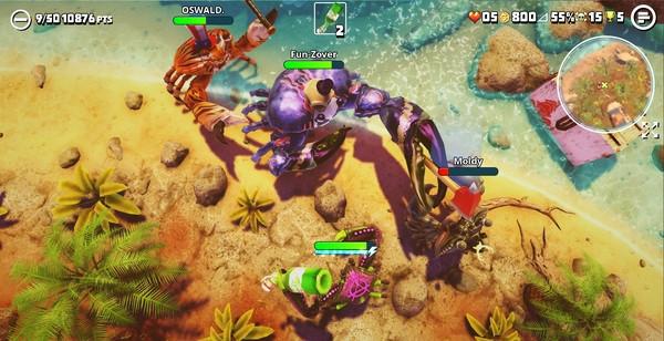 螃蟹之王PC版 免安装中文绿色版