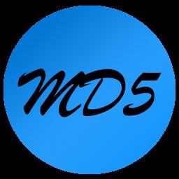 简单的MD5计算小工具(附源码)V1.0绿色中文版