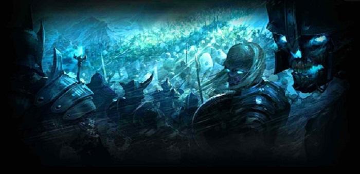 魔兽争霸3冰封王座生存僵尸地图