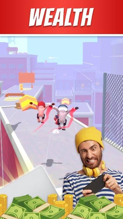 跑遍世界小游戏