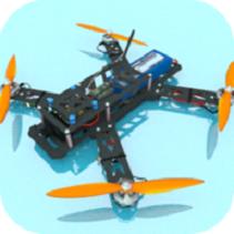 无人机赛车模拟器3D
