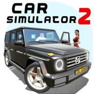 汽车模拟器2破解版解锁全部车辆无限金币