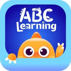 ABC Learning(原版少儿英语启蒙绘本)