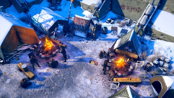 废土3 (Wasteland 3) 免安装硬盘版