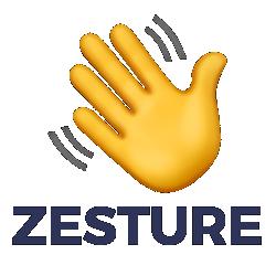 摄像头配合手势控制视频音乐播放Zesture