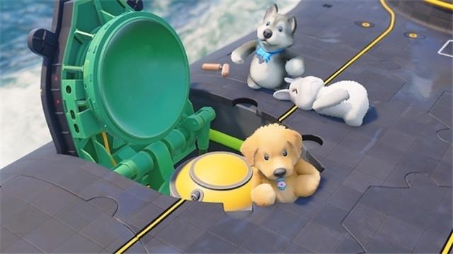 动物派对游戏 中文版