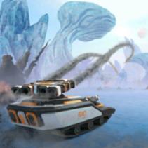 坦克冲突机甲战争破解版
