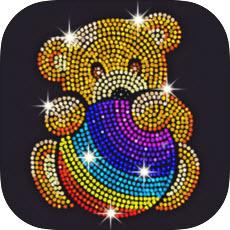 钻石涂涂乐数字填色画画游戏v1.4.6安卓版