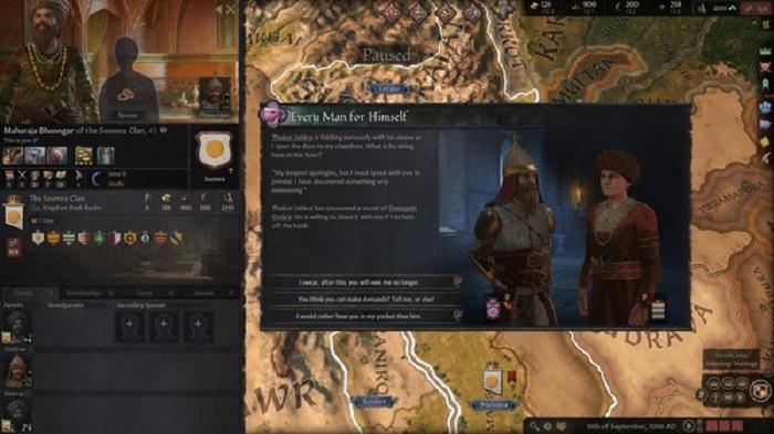 十字军之王3Crusader Kings III