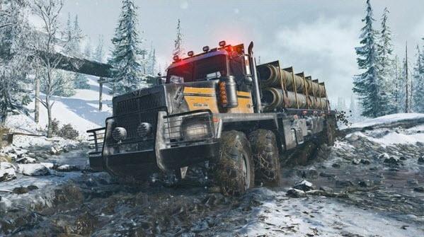 雪地奔驰+ DLC内容 V7.0完整版