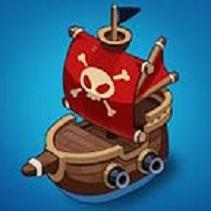 海盗进化破解版无限金币无限钻石