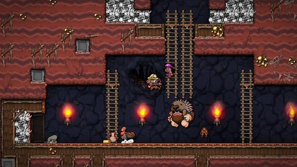 洞窟探险2Spelunky 2