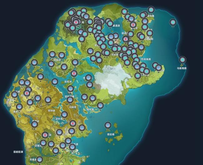 原神地图工具光环助手网页版 网页版