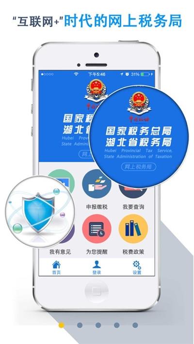 湖北省网上税务局 v4.8安卓版