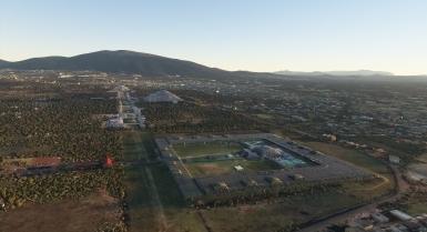 微软飞行模拟特奥蒂瓦坎古城MOD