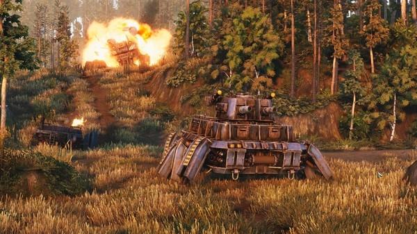 钢铁收割Iron Harvest 免安装绿色中文版