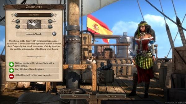 海商王4 (Port Royale 4) 免安装中文未加密版