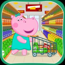 小小宝宝逛超市