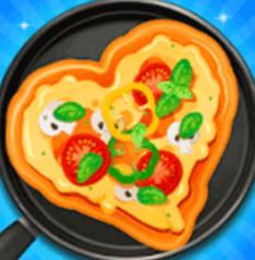 模拟披萨制作