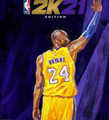 NBA2K21湖人黑金球衣MOD