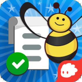 小蜜蜂单词书英语学习