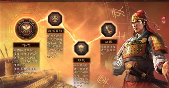 三国志战略版凌统三势阵玩法指南 凌统三势阵阵容如何搭配