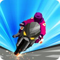 摩托车骑士游戏