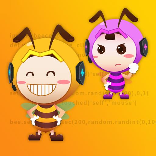 蜜蜂编程(少儿编程学习平台)