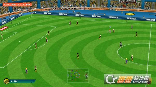 超级足球爆炸Super Soccer Blast Chronos硬盘版