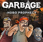 垃圾场流浪汉的预言Garbage Hobo Prophecy免安装绿色中文版