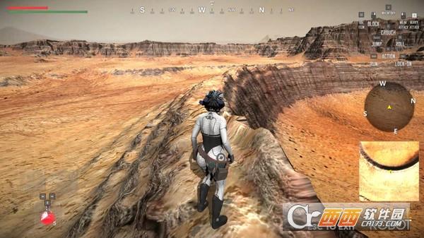 火星上的弃儿Outcast on Mars 镜像版免安装