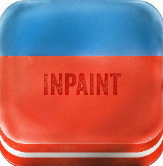 Inpaint图片去水印工具