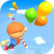 气球战Balloon Battle