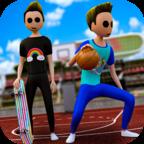 夏季田径运动滑板和篮球v1.0 安卓版