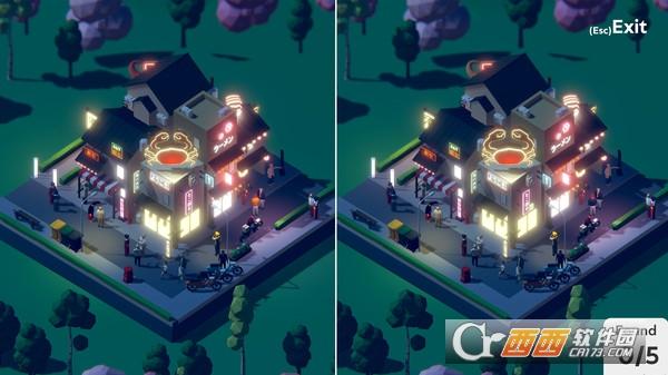 Tiny Lands3D找茬 免安装绿色中文版