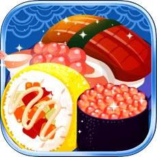 模拟经营美味寿司餐厅游戏
