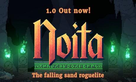Noita游戏下载_Noita修改器攻略_Noitamod